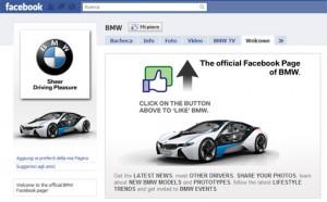pagine personalizzate Facebook - Youtube