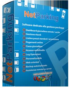software per gestione parcheggio