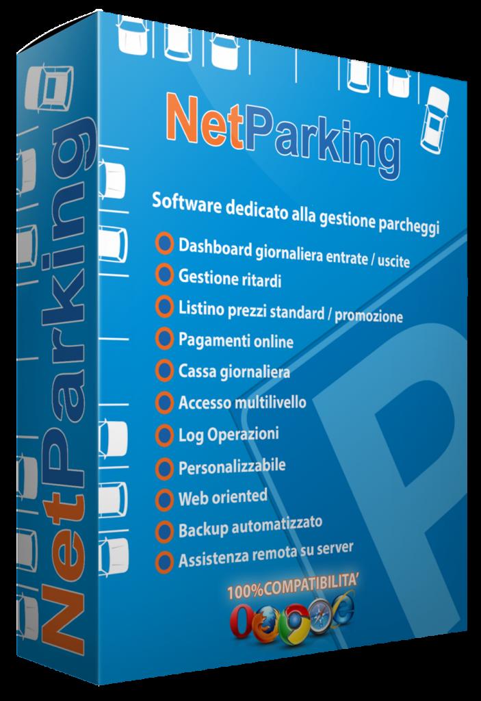 software per la gestione dei parcheggi