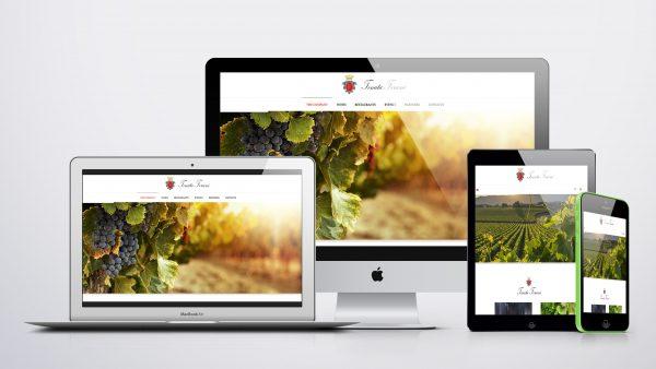 Tenuta forconi - Sito web