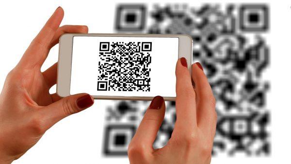 menu digitale qr